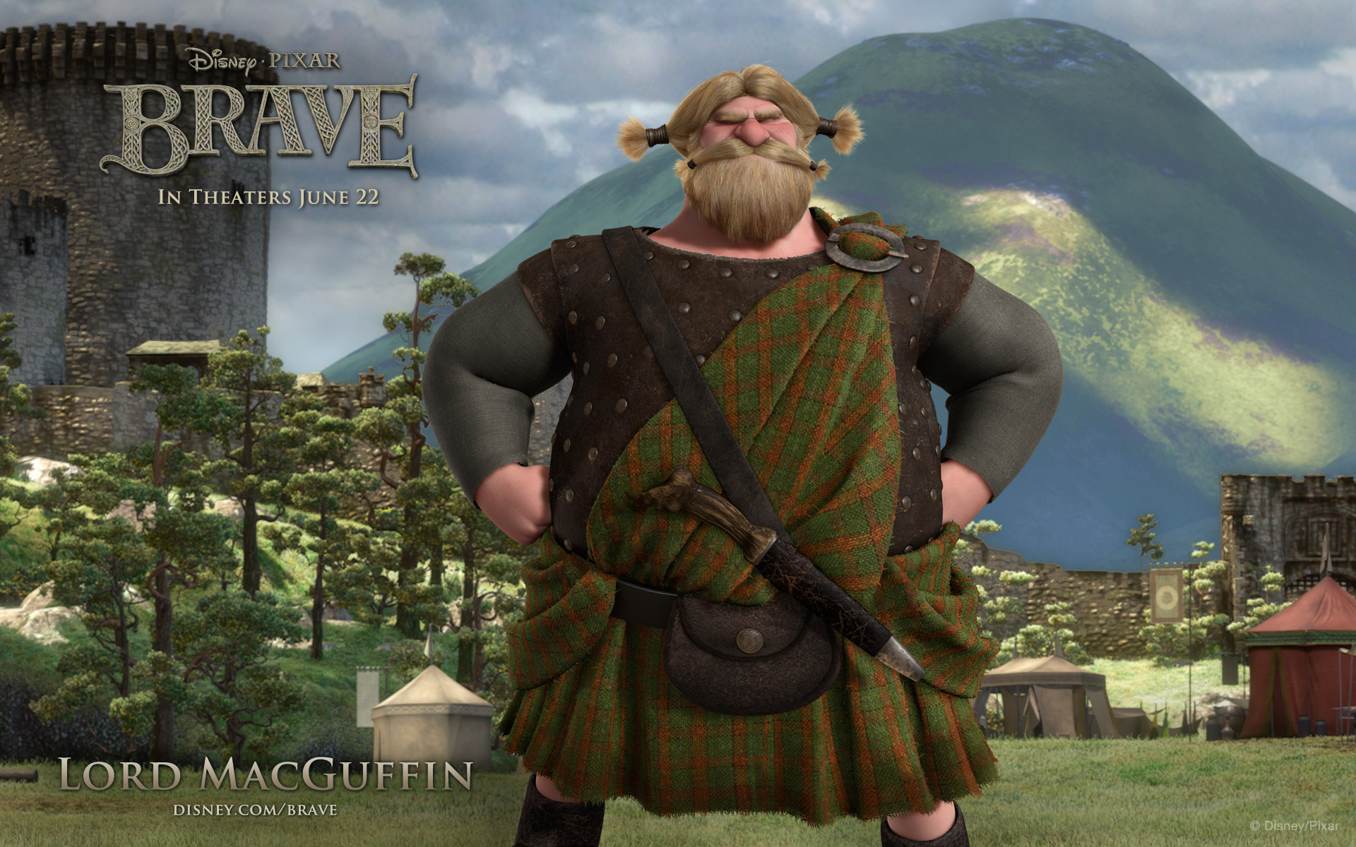 Brave Lord Macguffin widescreen
