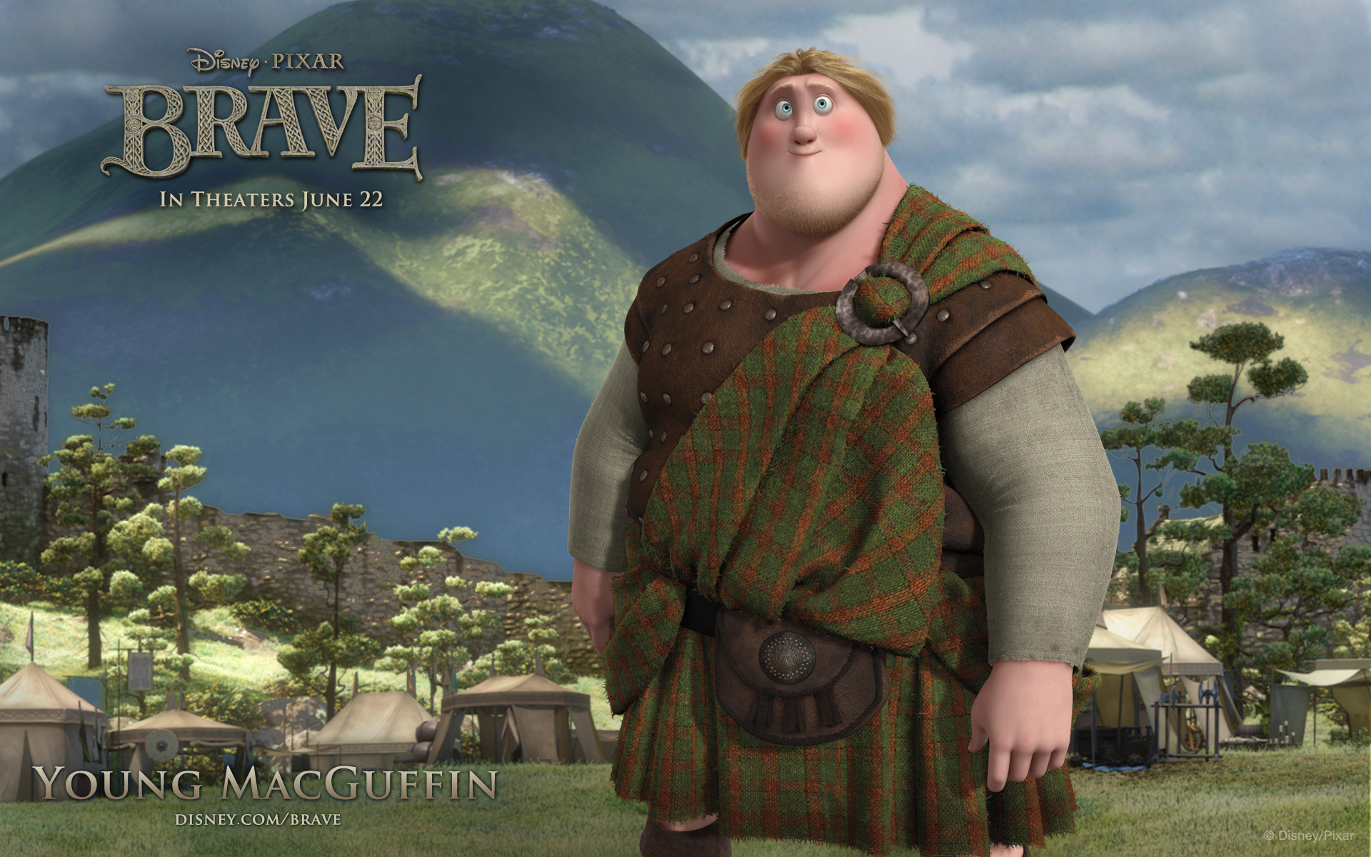Brave Young Macguffin widescreen