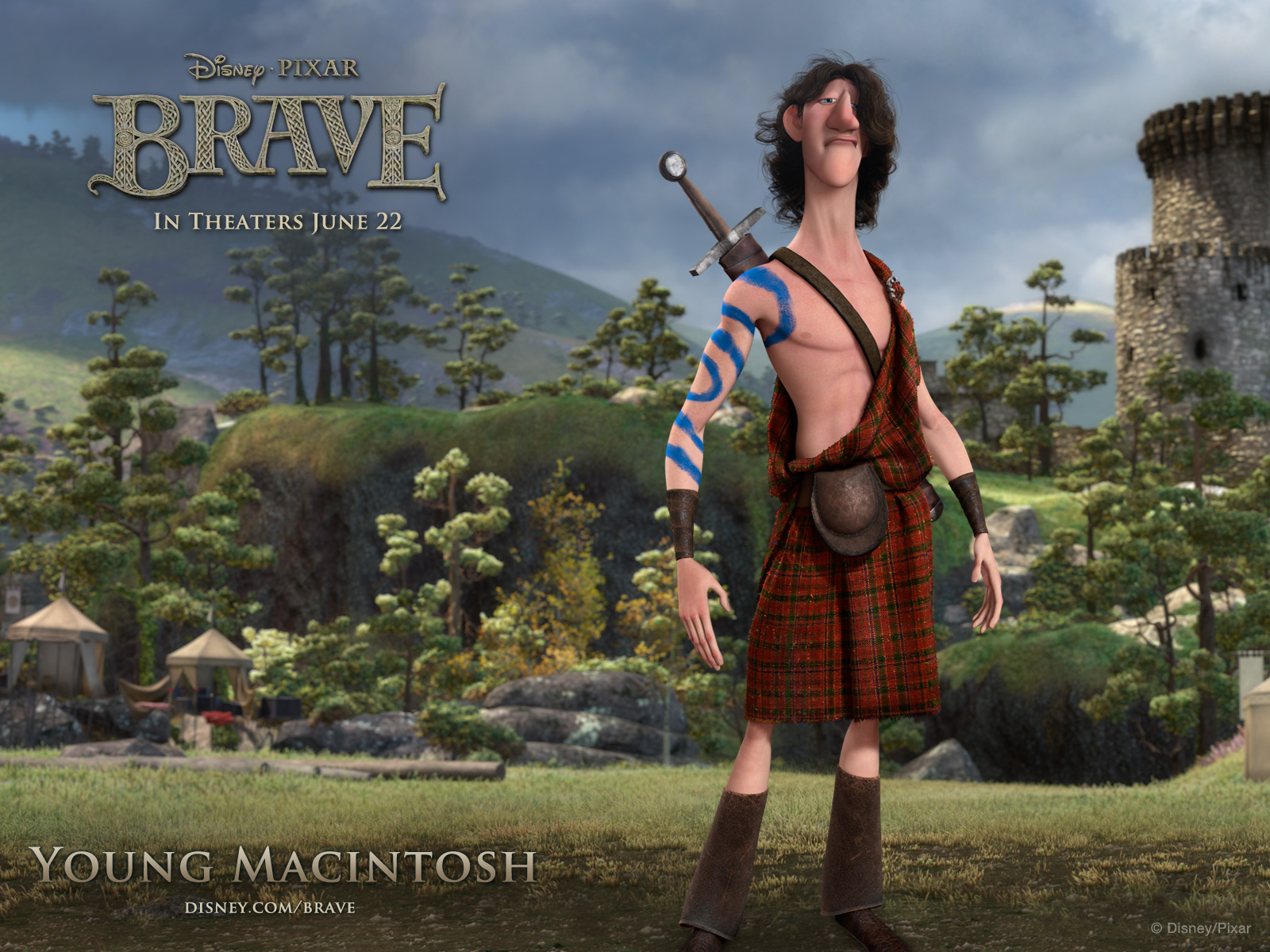 Brave Young Macintosh 1600x1200