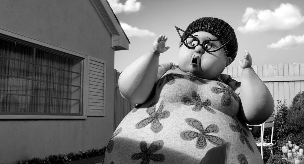 Frankenweenie disney movie